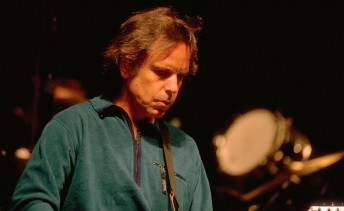 Bob Weir of the Grateful Dead performs at the Seattle Memorial Colisuem, June 14, 1994. Photo by Stephen Dorian Miner