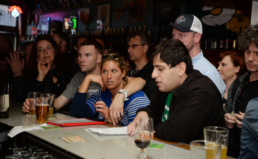 During the Toronado's 30th anniversary celebration in San Francisco, August 12, 2017.  Over the years, the famous Lower Haight location has morphed from a local establishment to one of the premier beer bars in the entire world.
